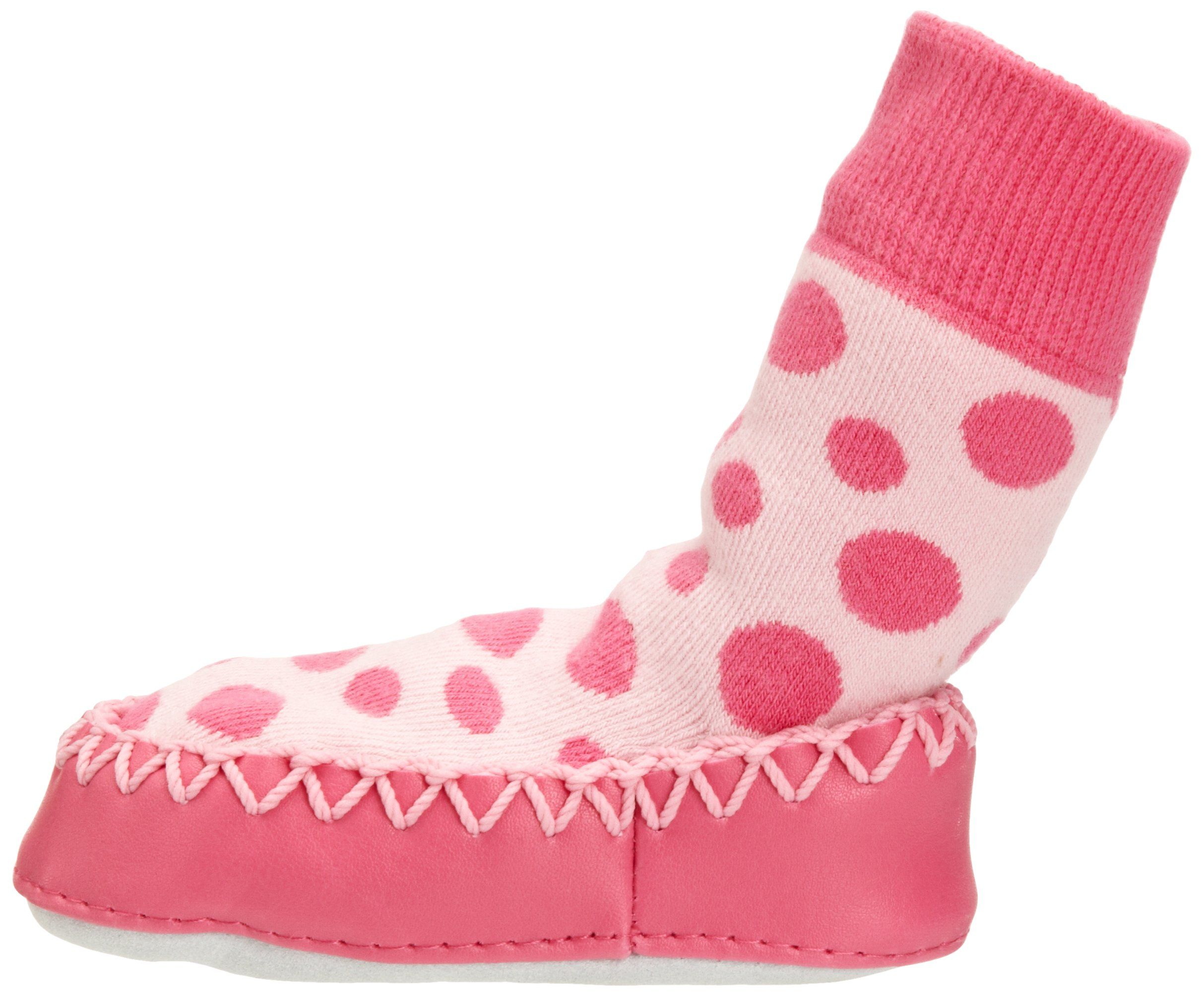 YueLian Baby Newborn Indoor Slipper Socks Tiger Booties 2.7