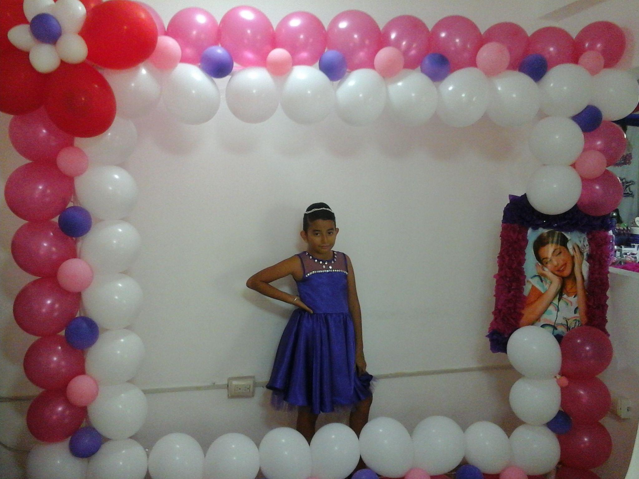 cuadro fiesta infantil