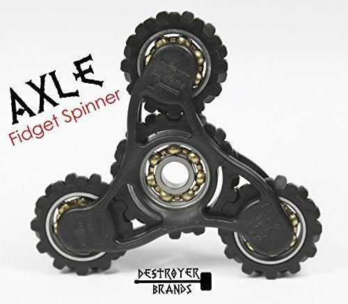 Fid Spinner AXLE by DESTROYER Brands Fid Toy Anxiety Toy