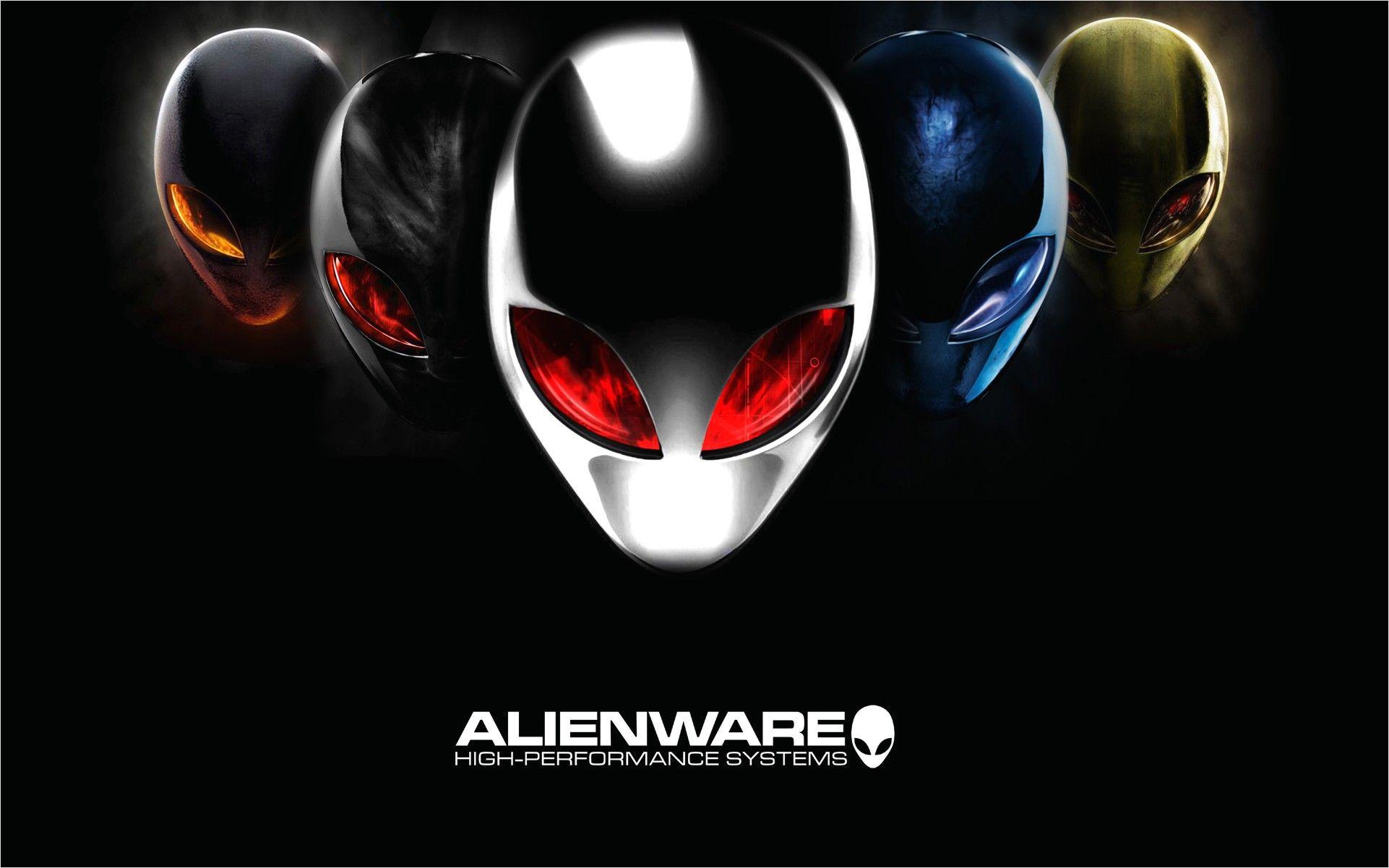 4k Alienware Wallpaper Triple in 2020 Alienware, Black