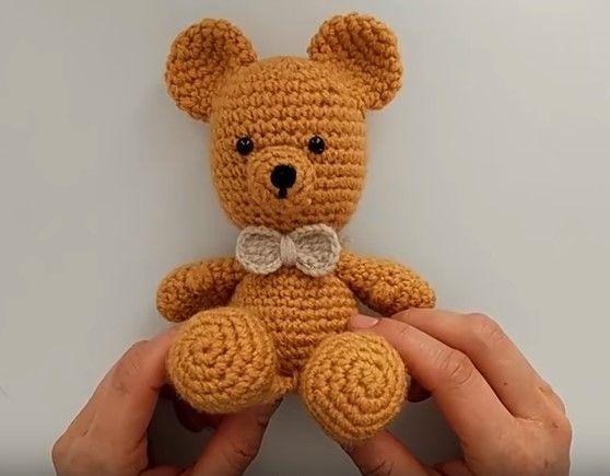 Amigurumi Yapılışı : Ayı teddy yapımı amigurumi u2013 amigurumi pinterest amigurumi