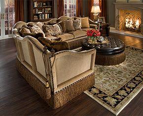 Lorrane Country Mahogany Star Furniture