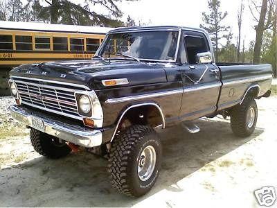 Stupid Old Pickup Truck