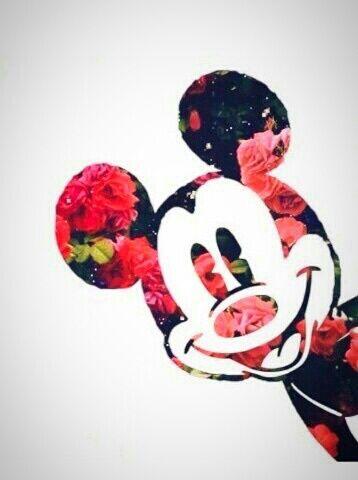 Mickey  shared by Caroline on We Heart It