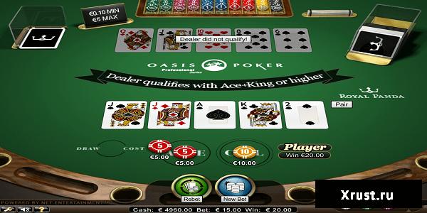 Бесплатное казино в демо режиме