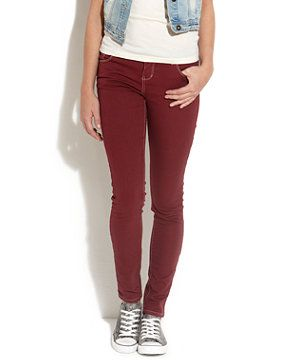Coloured jeans are my new obsession....