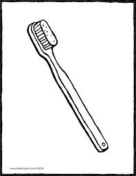 Zahnbürste - kiddimalseite in 2020 Zähne putzen