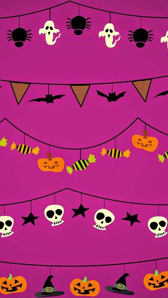 Halloween Wallpaper... By Artist Unknown... | Halloween ...