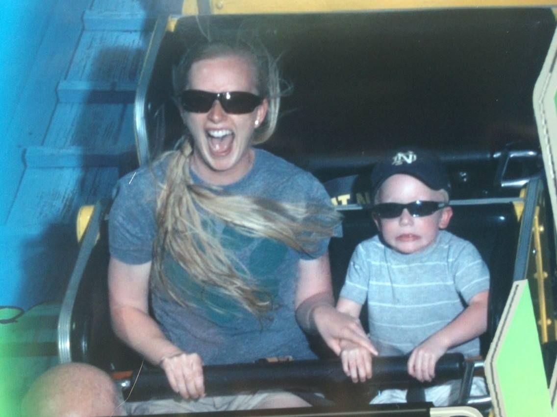 Roller Coaster Baby