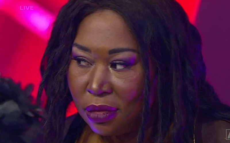 Aew Reveals Awesome Kong Injury In Ring Future In Question This Or That Questions Wwe Raw Videos Wrestling Videos