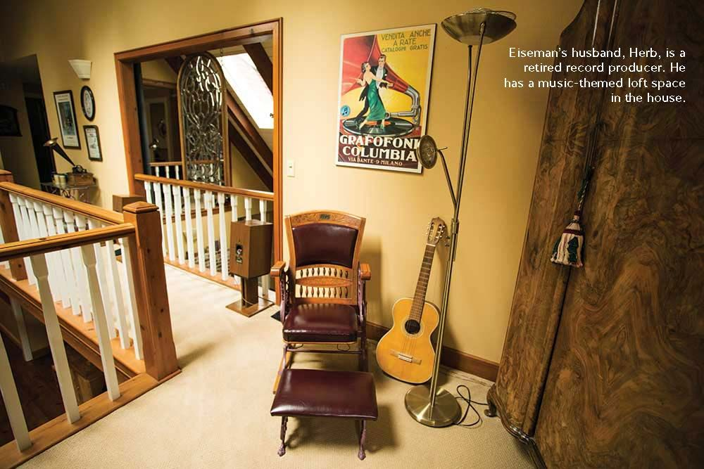 Home with a Hue: Inside the Bainbridge Island House of 'America's Color Guru'   South Sound magazine   by Lauren Foster, photos by Rachel Coward