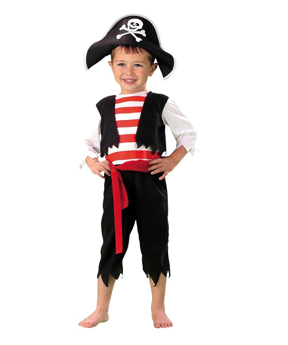 $9.99 Black Pirate Dress-Up Set - Toddler http://www.zulily.com ...