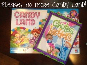 Here are my 5 picks for great family games to save you from Candy Land!