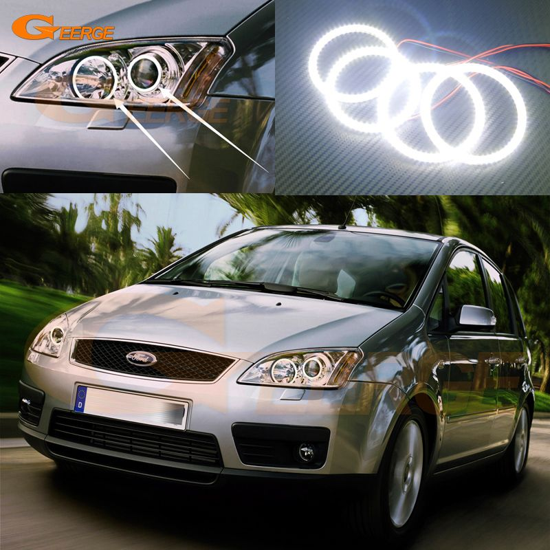 For Ford Focus C Max 2003 2004 2005 2006 2007 Xenon Headlight