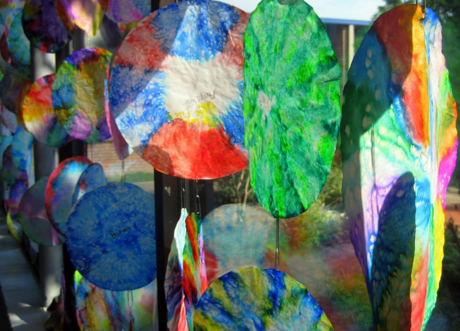 An elementary art teacher blog with art projects and lessons, DIY projects and outfit photos as well as clothing I have made myself. #dotdayartprojects