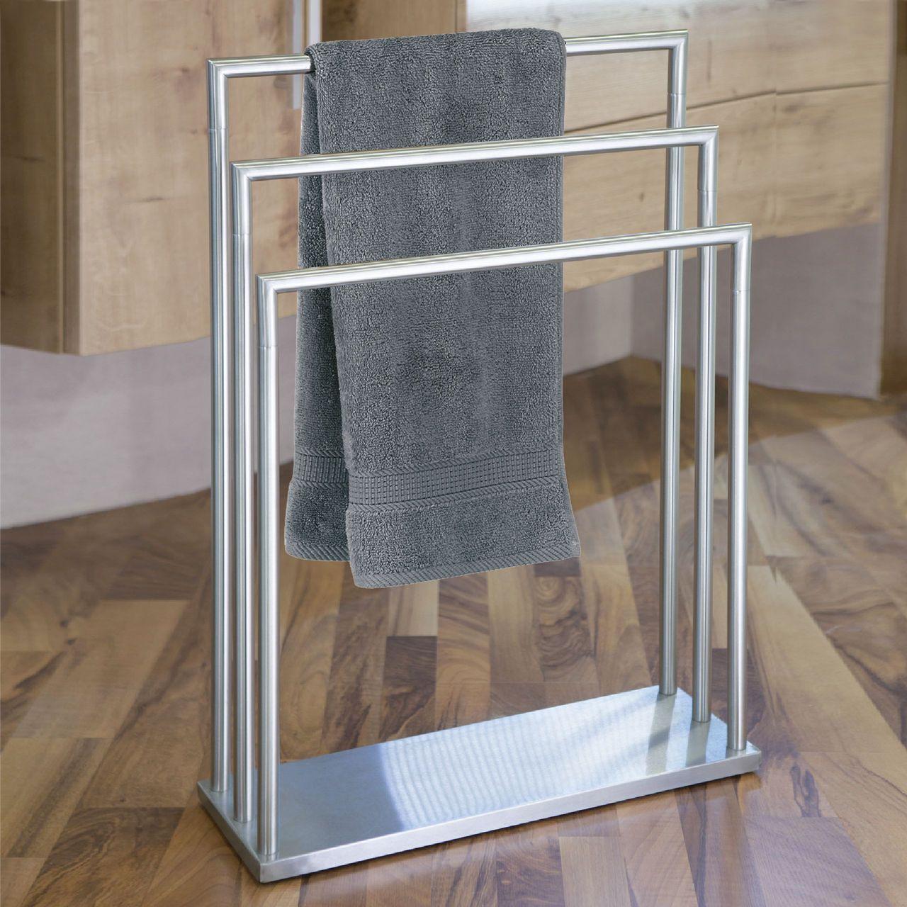Handtuchhalter fürs Badezimmer mit Bildern