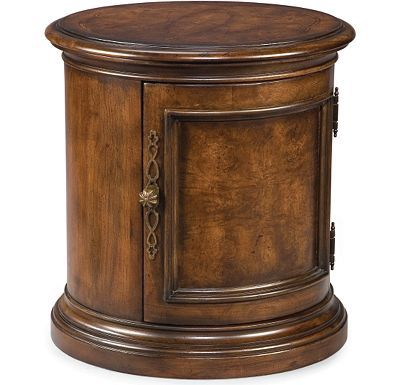 Thomasville Furniture Hills Of Tuscany Brunello Drum Table