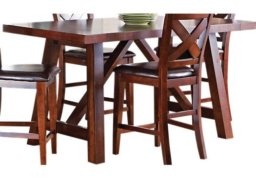 Shop For A Mango Counter Height Table At Rooms To Go Find Dining