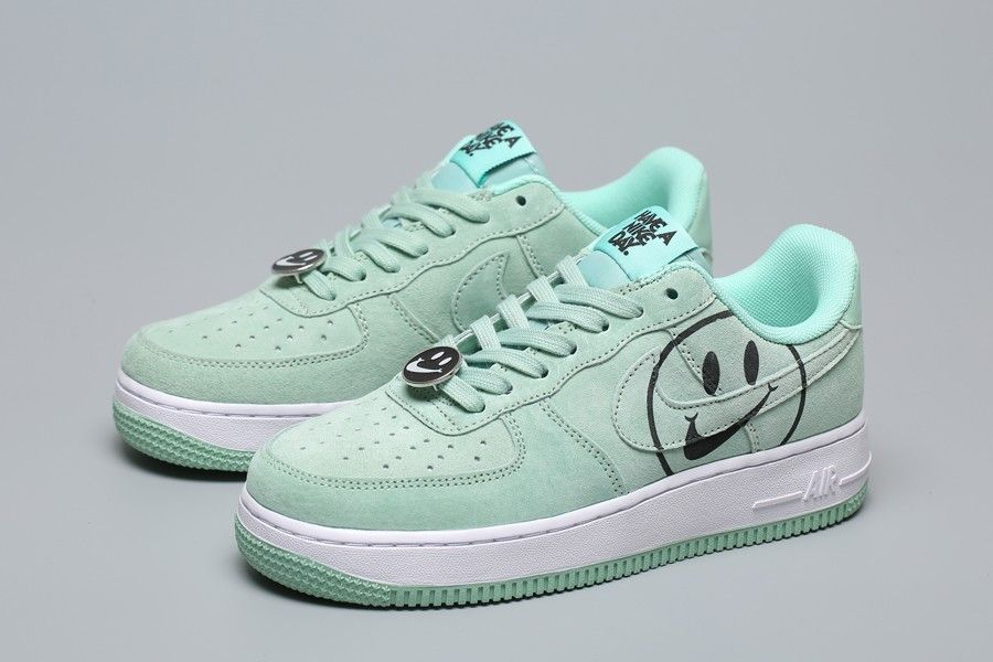 """enlace Correo aéreo fiabilidad  Air Force 1 Low """"Have a Nike Day"""" Mint Green 