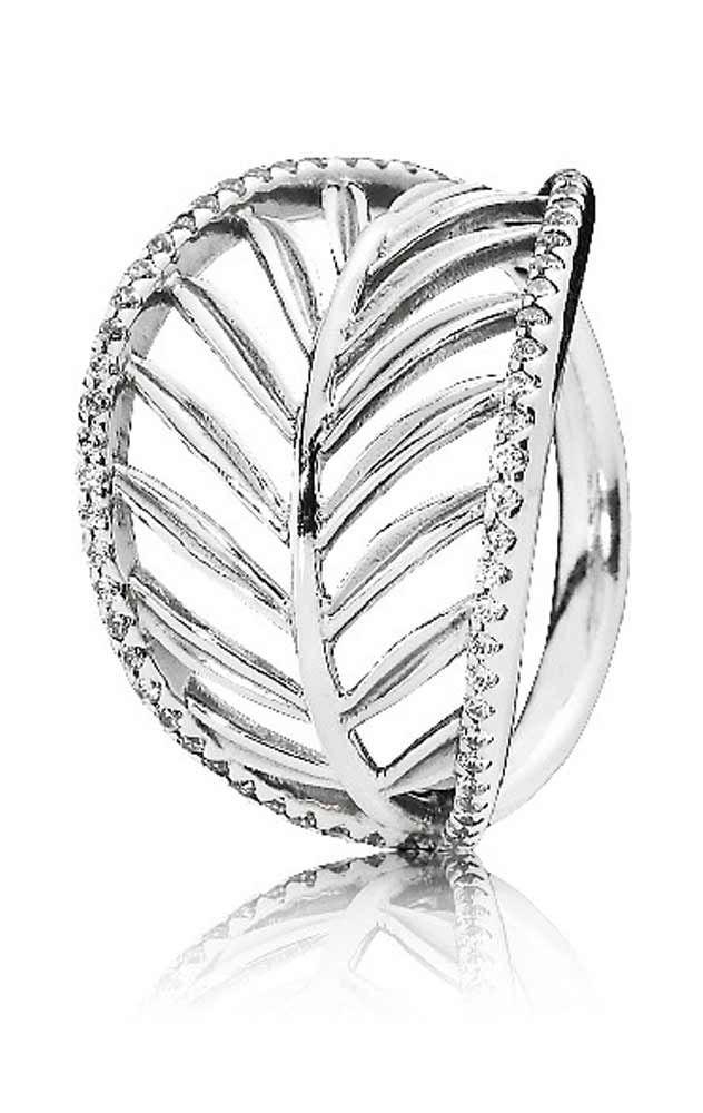 d6bd28e7a448 Anillo Pandora plata mujer 190952CZ-54 | Rings | Pandora, Rings ...
