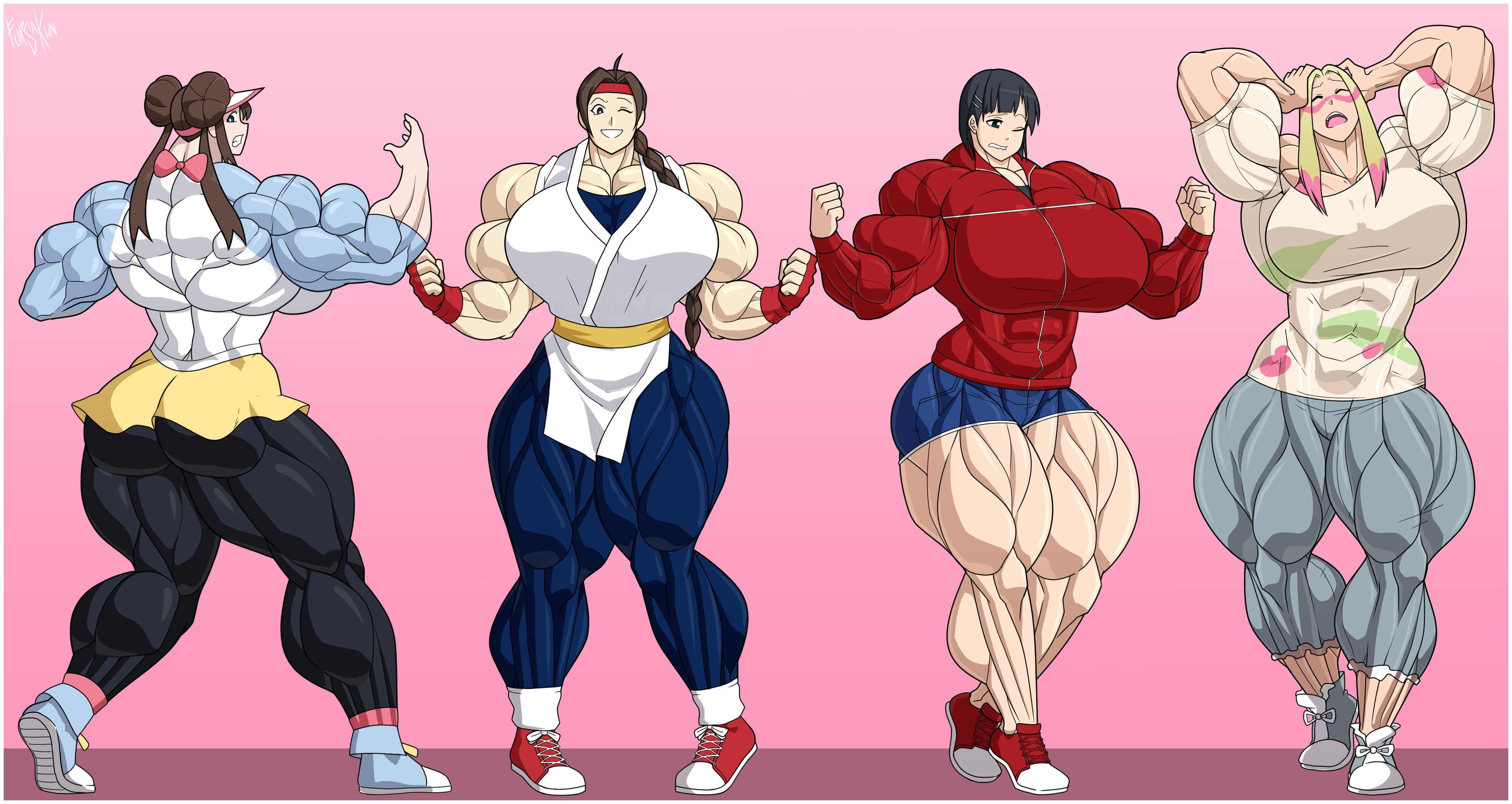 Anime Girl Growth commission - growth spurtsforsa-kun on deviantart