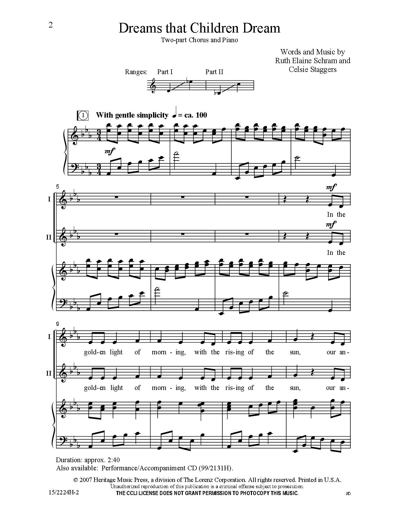 Sheet music ru