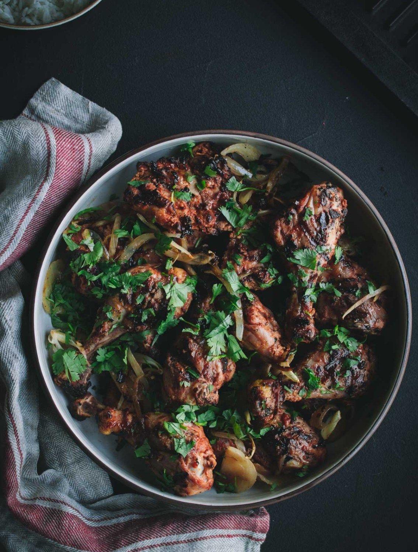 Easy keto tandoori chicken recipe chicken eating