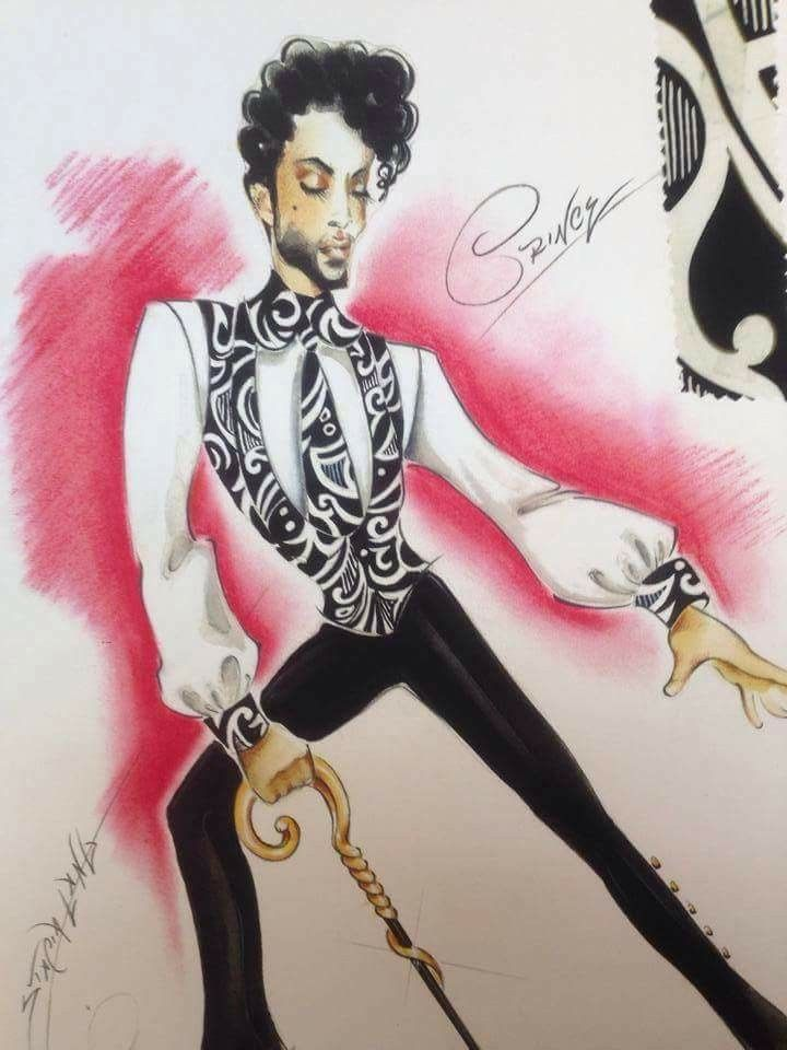 Prince Stacia Lang design