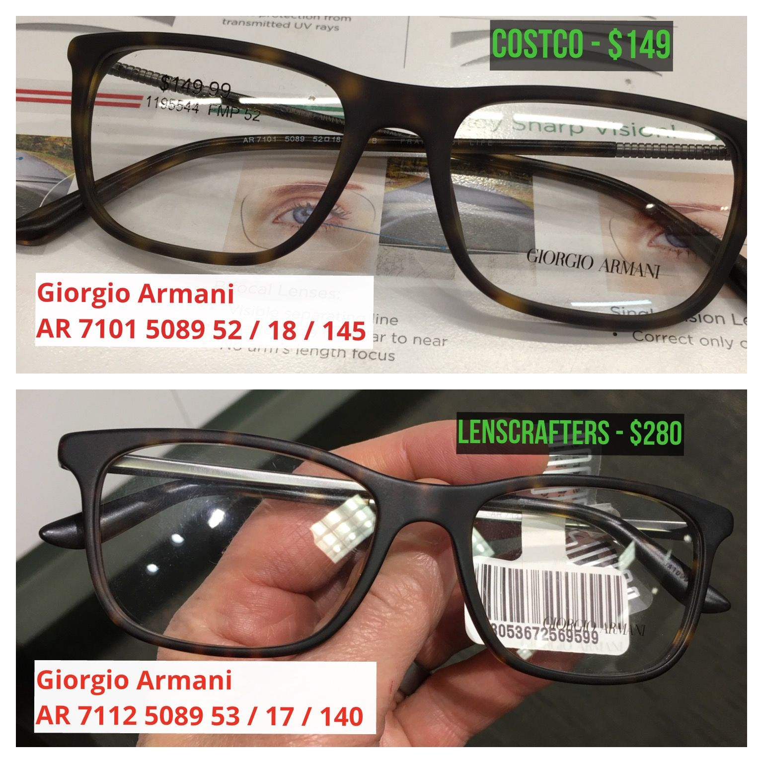 Pin By Anita Langham Lombard On Glasses Optometry Lenscrafters Glasses Giorgio Armani