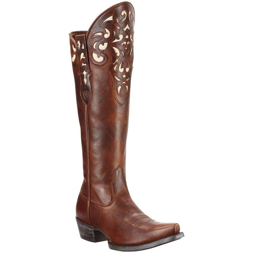 a8838f839aa6 Ariat Women s Hacienda Vintage Western Boots Kovbojské Čižmy
