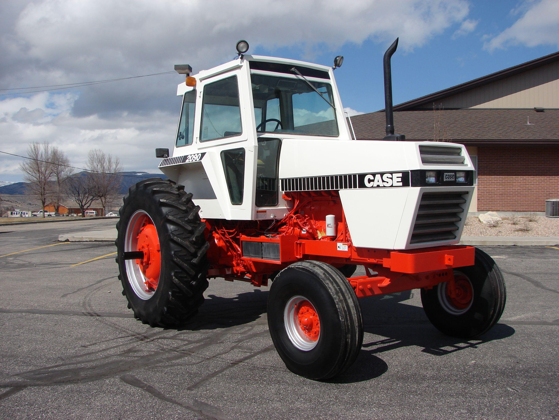 Case 2090 Case Tractors Tractors Old Tractors