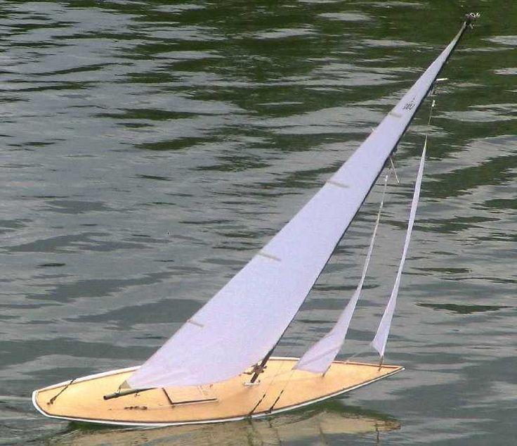 Radio controlled sailboats   Segelboote, Rc boot, Segeln