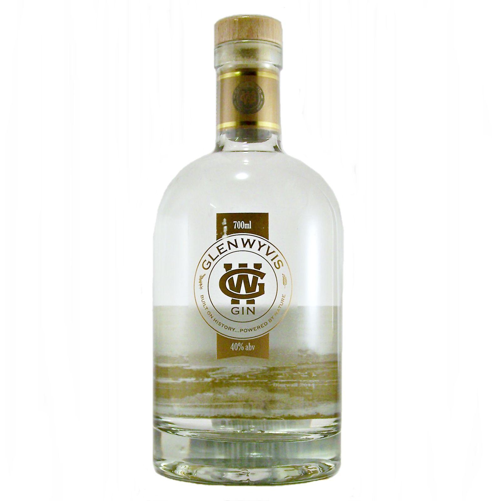 york gin. glenwyvis gin is made in shetland for glen wyvis whisky distillery available to buy online at york e
