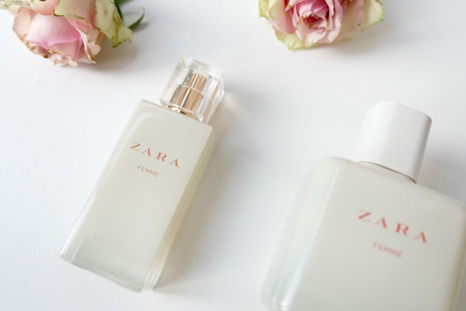 Zara Femme Perfume. Got given this for my birthday. perfect for everyday during winter.