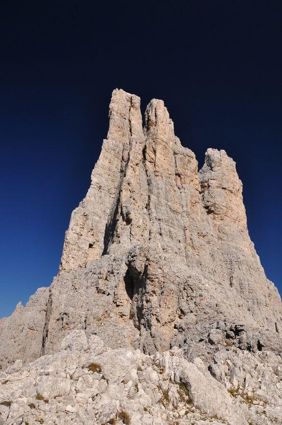 #Dolomiti: Torri del Vajolet