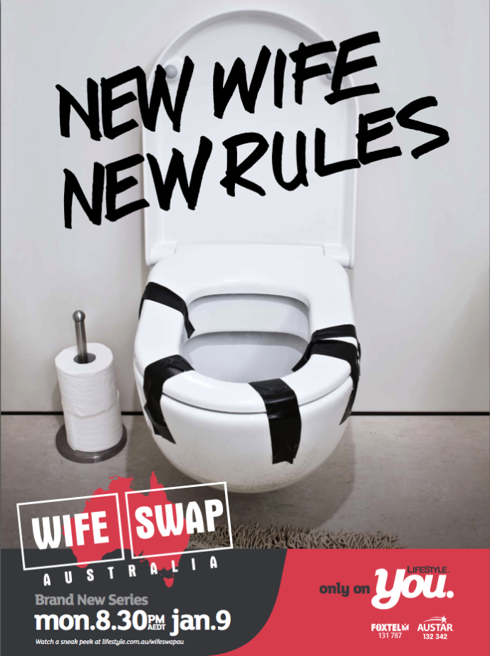 Wife Swap Rules