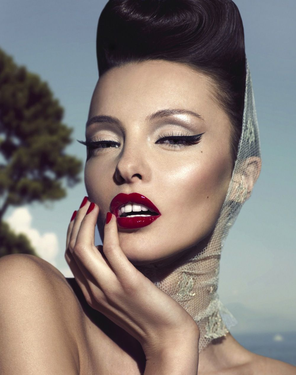 Makeup Artists Meet » Classic Winged Eye; What Do You