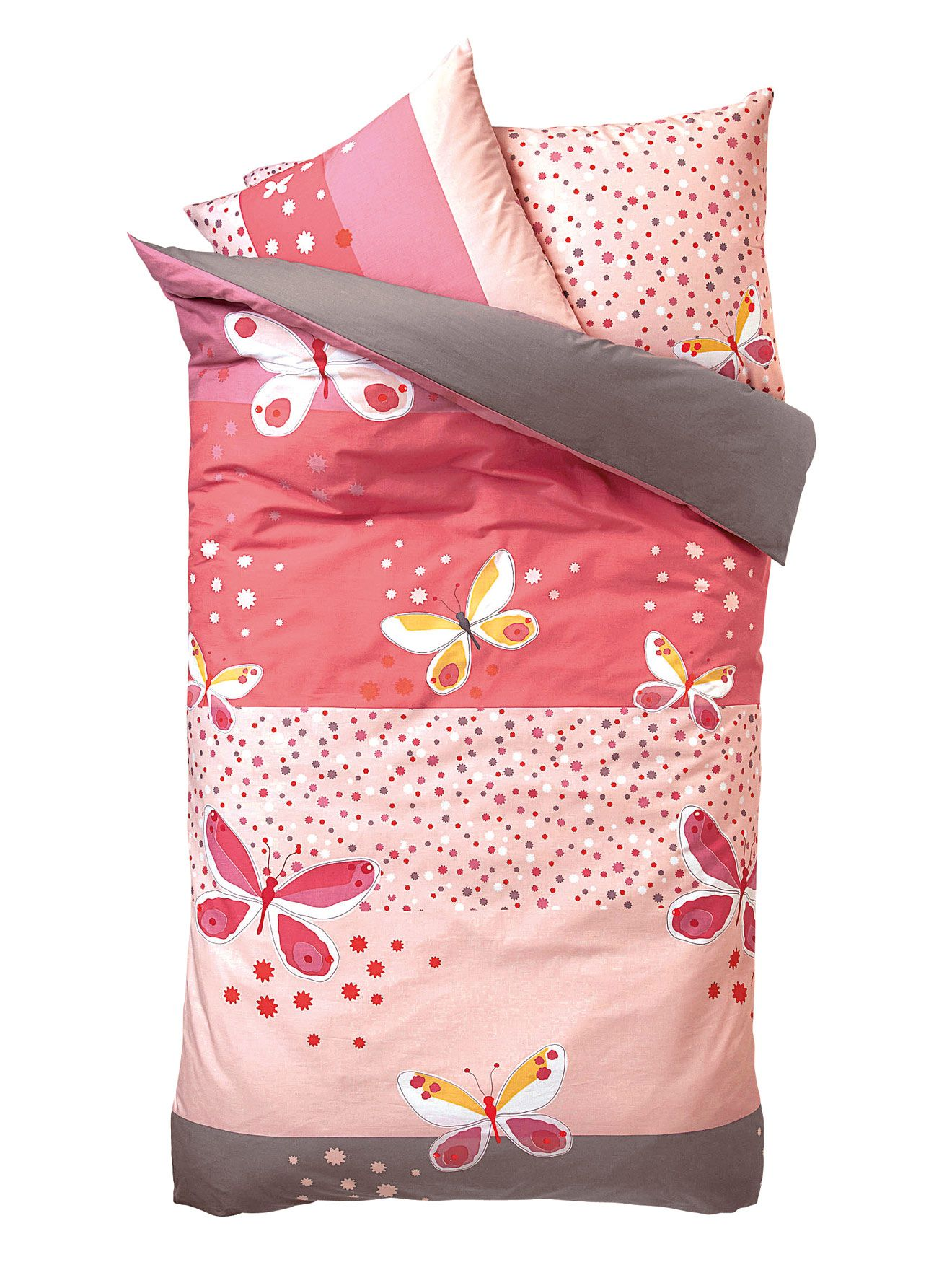 Housse de couette fille tropic 39 ailes collection for Couette vertbaudet