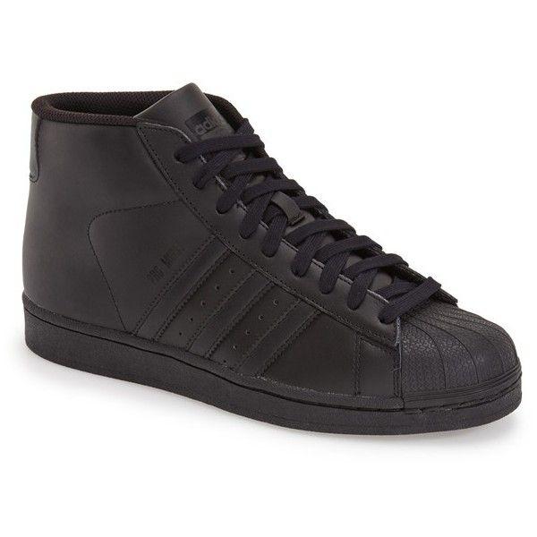 Fuente Instrumento soldadura  adidas 'Pro Model' High Top Sneaker | High top sneakers, Sneakers men,  Sneakers