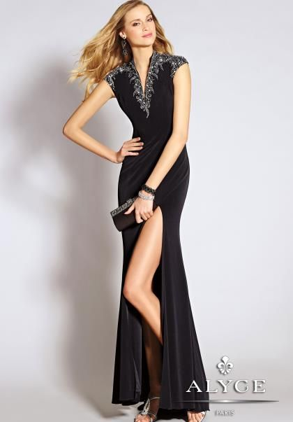 2014 B'Dazzle Cut Out Back Homecoming Dress 35664
