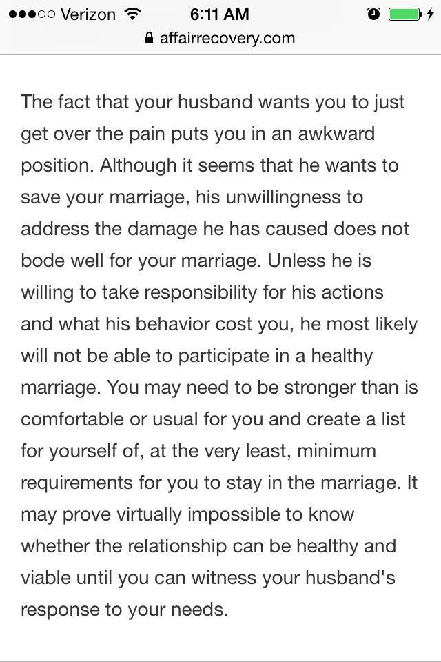 Infidelity quiz