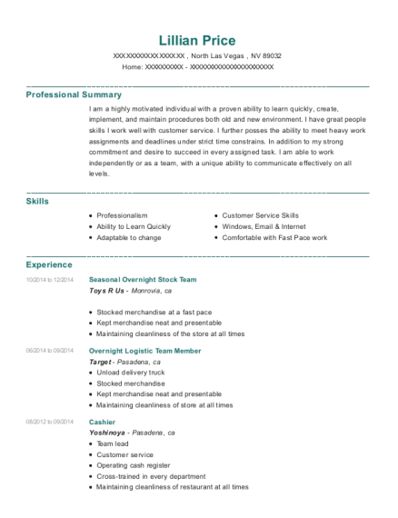 toys r us resume examples #examples #resume #resumeexamples | resume
