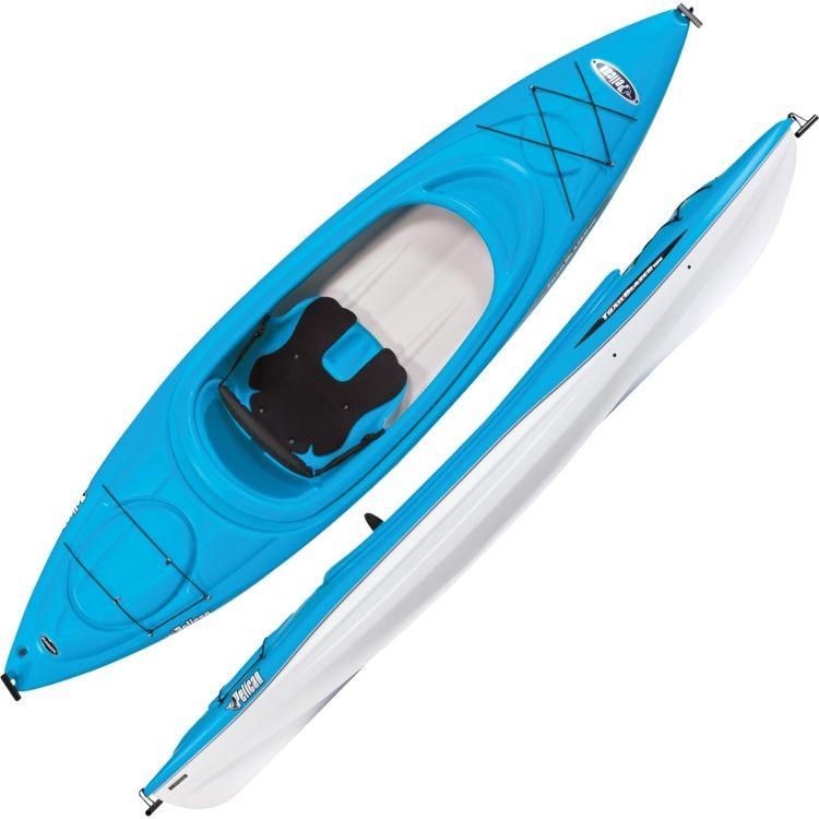 Pelican Trailblazer 100 Kayak Kayaking Kayak Camping Fun Sports