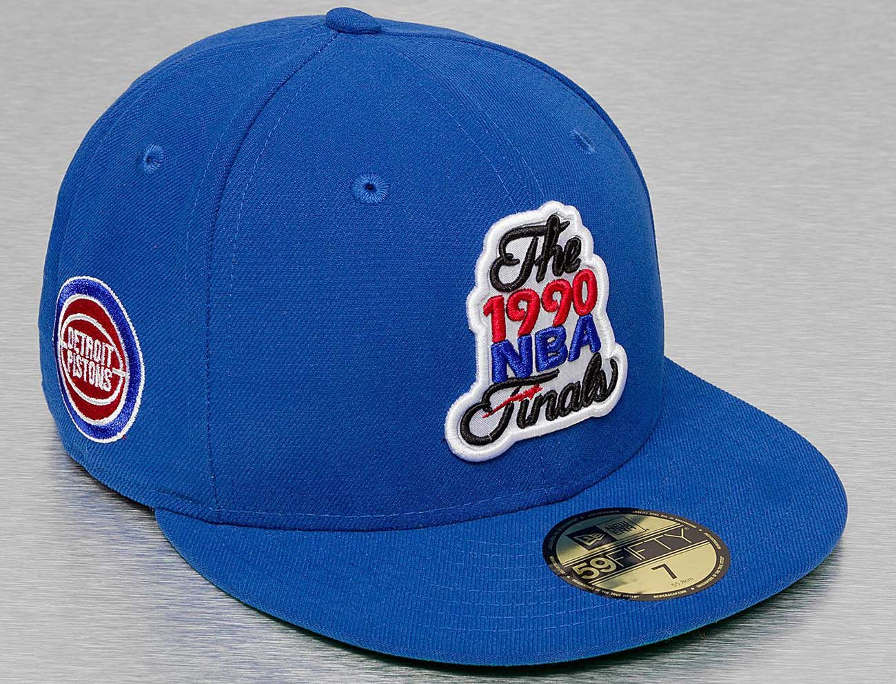 1990 NBA Finals 59Fifty Fitted Baseball Cap by NEW ERA x ...