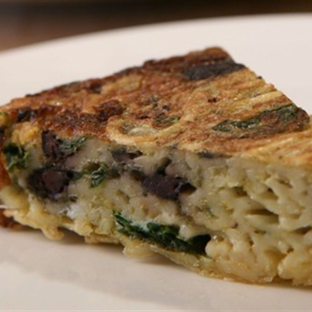 Pumpkin and spinach frittata recipe frittata spinach and egg food forumfinder Choice Image
