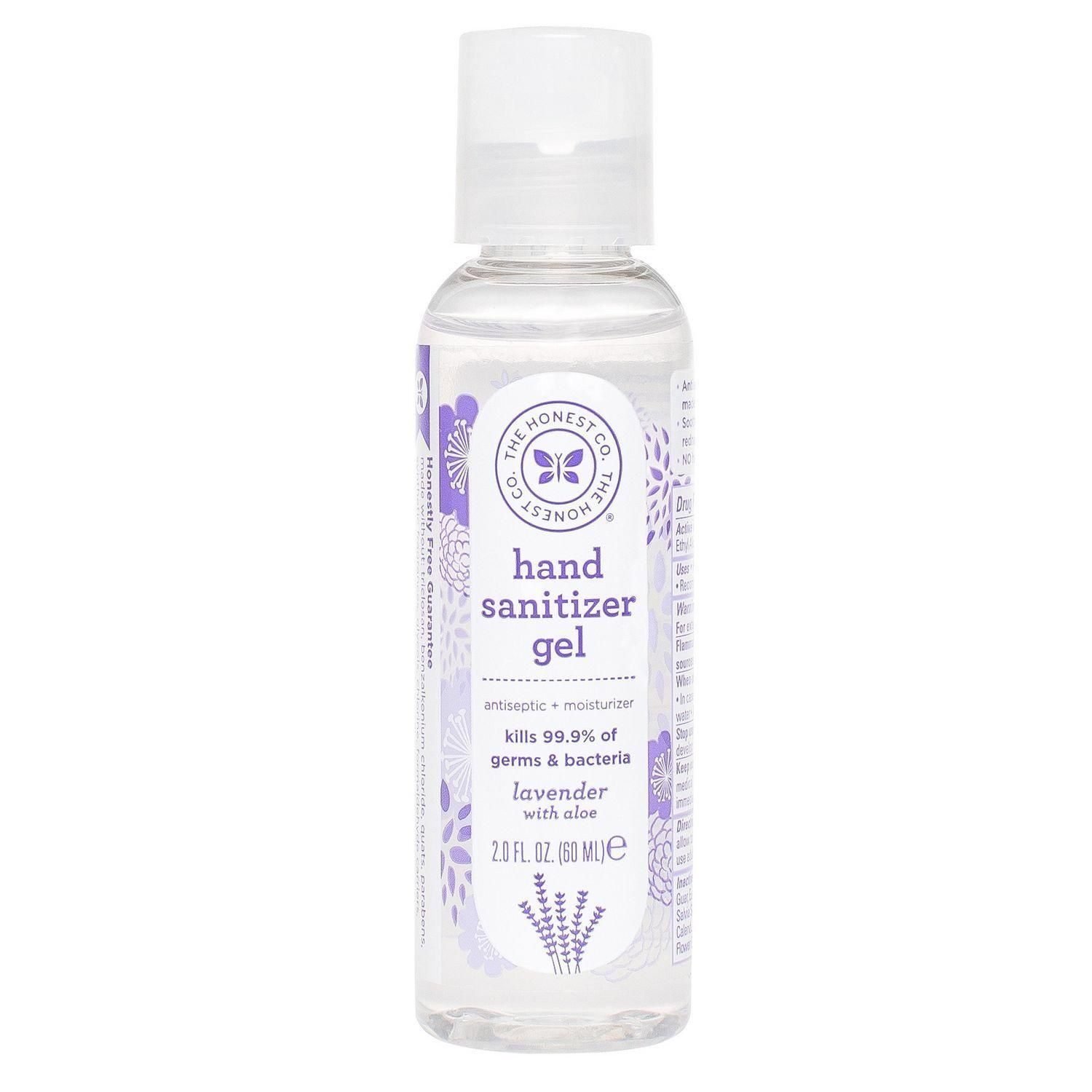 The Honest Company Honest Hand Sanitizer 2oz Lavender Hand