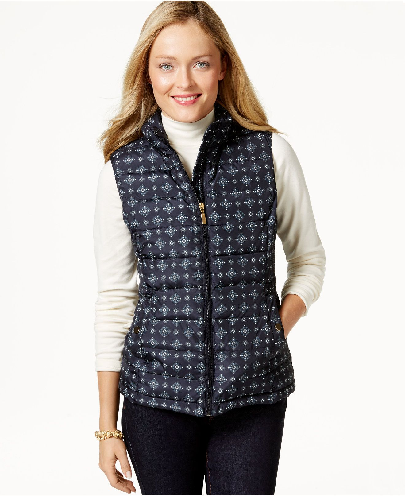paris s louise quilt vest shoes women outerwear pin the clothing quilted