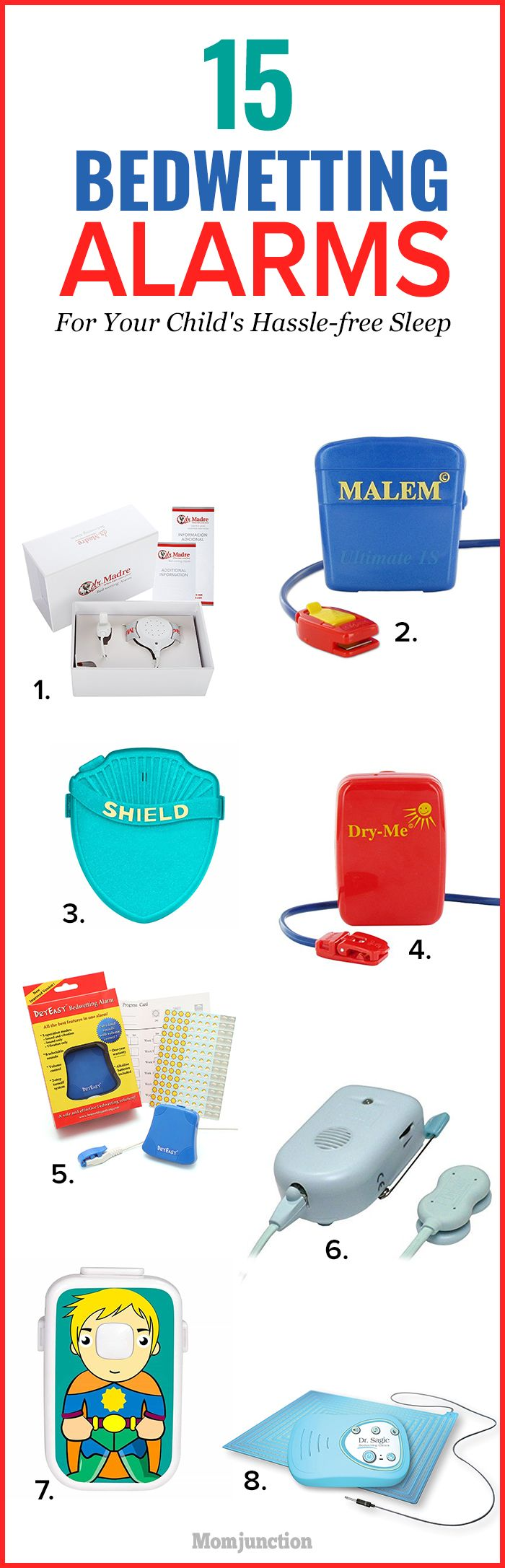 15 Best Bedwetting Alarms For Your Child S Hassle Free Sleep Bed Wetting Bedwetting Alarm Bedwetting Kids