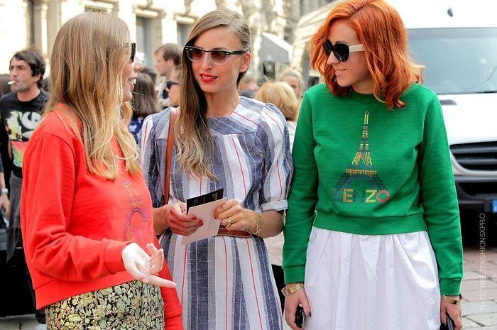 Milano girlfriends