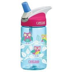 39302c2a76 CamelBak eddy .4L BTS Kids Girl Owl Water Bottle : Target | Teapot ...